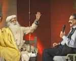 Dialogue with Jaggi Vasudev