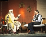 Dialogue with Jaggi Vasudev2