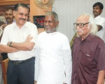 with Ilayaraja and JK